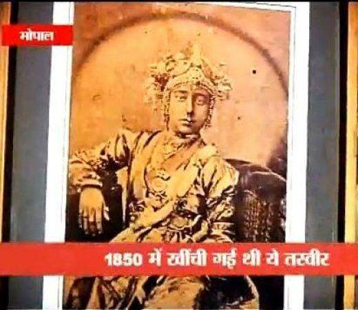 real photograph of maharani lakshmi bai freshinspirations